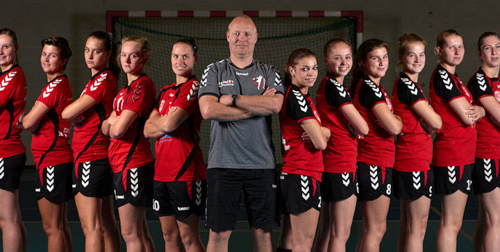 Fanionteam Dames seizoen 2016-2017