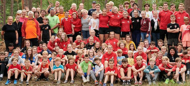Start to handball : gratis open trainingen in augustus