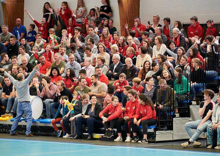 Handballen bij Uilenspiegel 2019-2020
