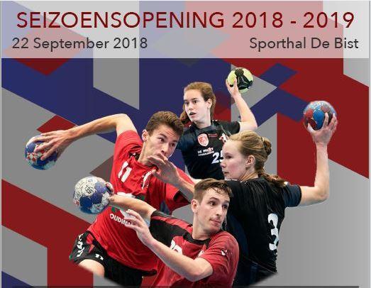 Opening seizoen 2018
