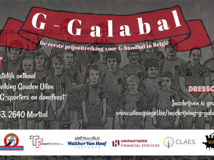 G-Galabal U komt toch ook ?