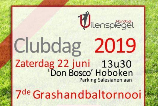 Clubdag  2019