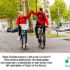 Sporten begint aan je voordeur …. team wonderwomen geven het goede voorbeeld