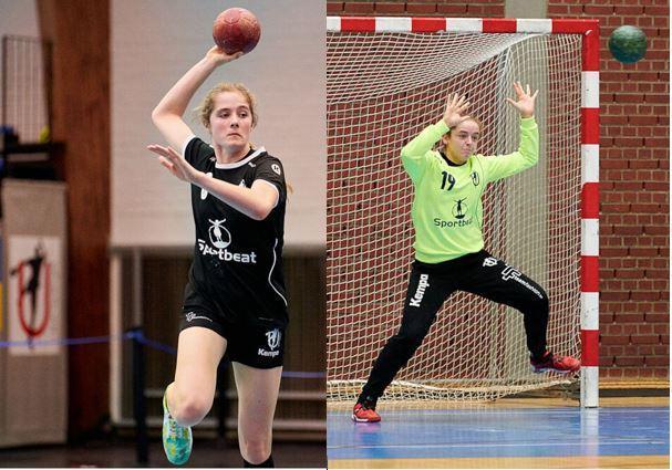 Belgische Nationale selectie  Women 17 naar Lund